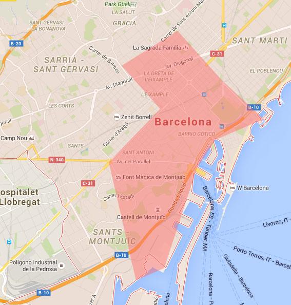 In viaggio a barcellona alessandro alessio 39 s blog for Barcellona albergo economico