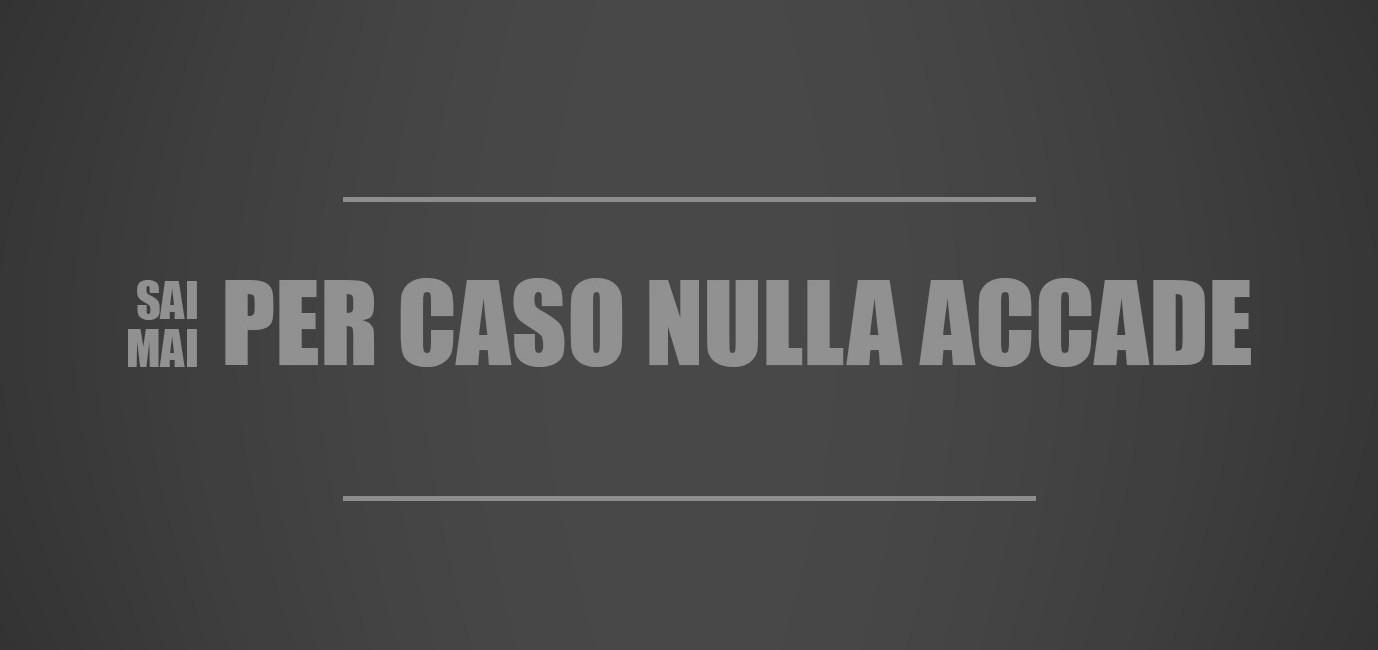 Gue Pequeno / Marracash - Nulla Accade Wallpaper 1